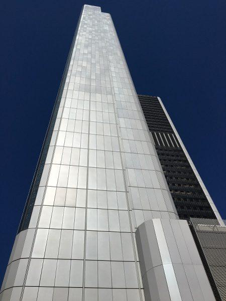 Hotel Seitenansicht